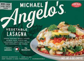 Michaelangelo S Italian Frozen Food Enjoy Delicious