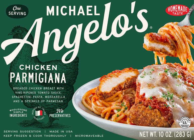Chicken Parmigiana Michael Angelo S